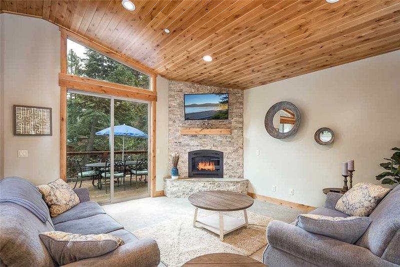 Brand New Modern Tahoe 'Cabin', alquiler de vacaciones en Kings Beach