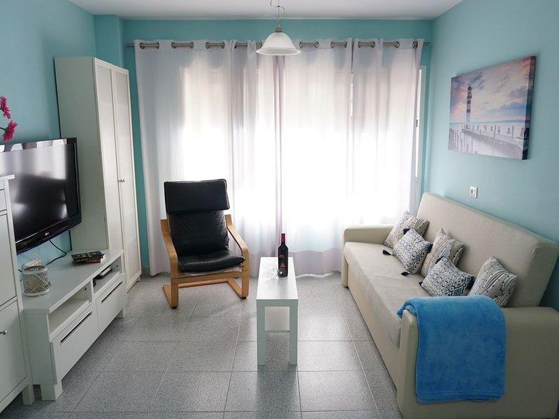APARTAMENTO LUMINOSO EN SALINETAS, aluguéis de temporada em Telde