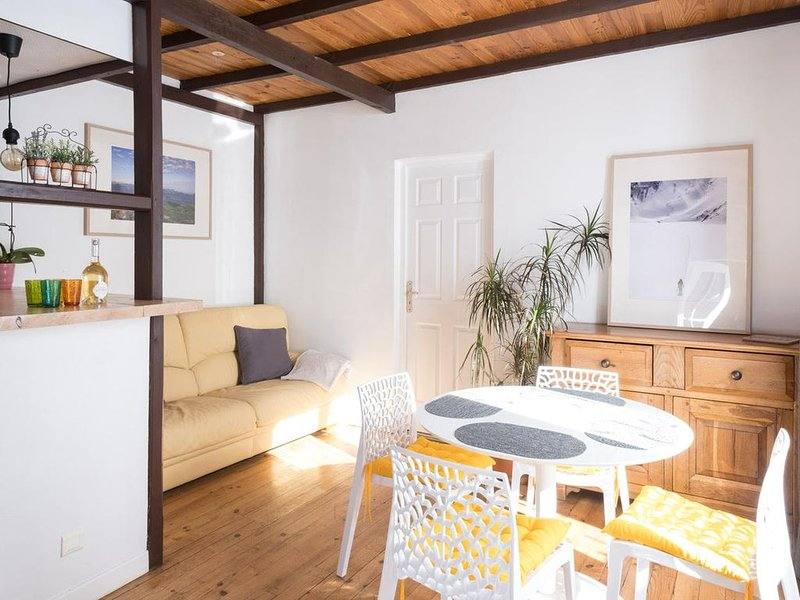 JOLI T2 AU CŒUR DU VILLAGE, vacation rental in Arreau