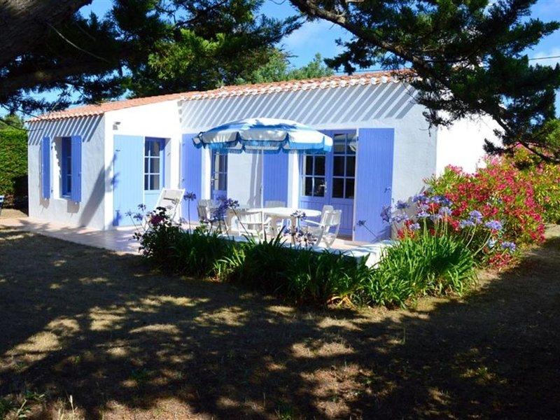 Villa La Raffinière - ile d'Yeu, vakantiewoning in Ile d'Yeu