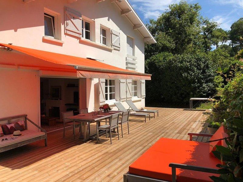 Anglet, situation idéale au coeur de Chiberta !, holiday rental in Boucau