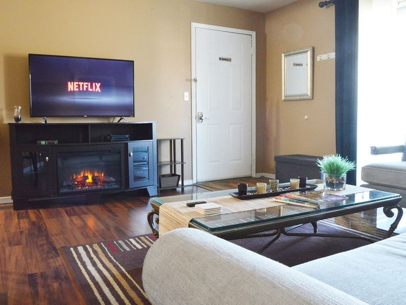 ★ Ideal for Families and Business Professionals ★, holiday rental in Saint Louis