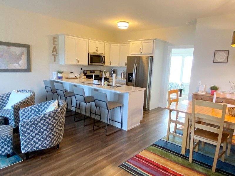 Welcome to MI Vacation Retreat in St. Joseph, Michigan!, holiday rental in Stevensville
