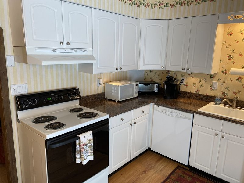 Cozy 3 bedroom condo 2.5 miles to Mount Snow, holiday rental in South Newfane