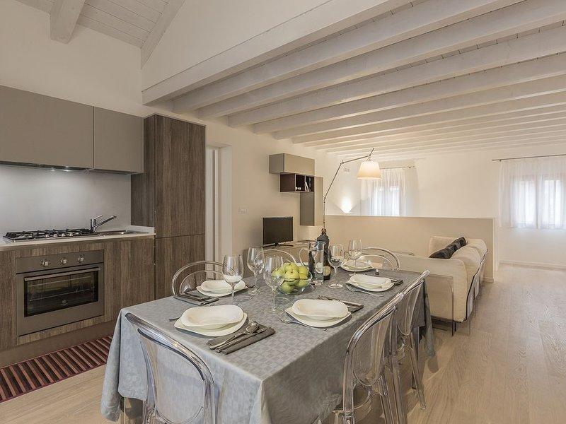 Ca' Rossini 2 Apartment – semesterbostad i Venedig