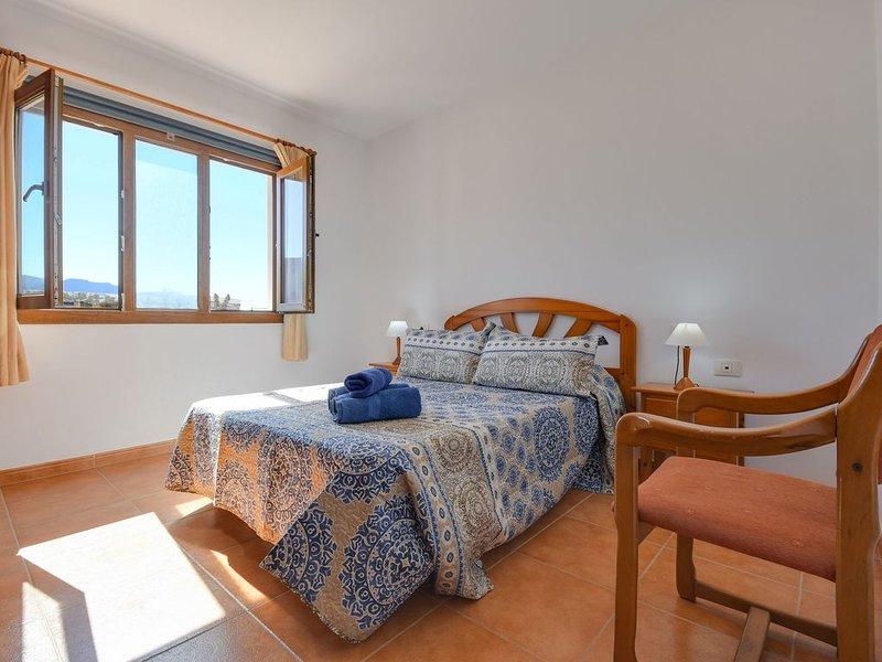 Ferienwohnung Flor F mit Bergblick, WLAN und Terrasse, alquiler de vacaciones en Caleta de Sebo