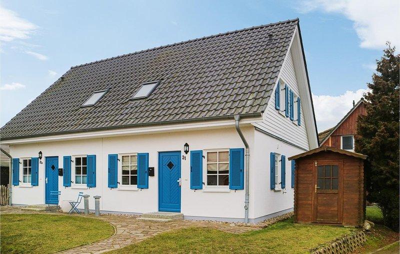 2 Zimmer Unterkunft in Hohenkirchen, holiday rental in Hohenkirchen