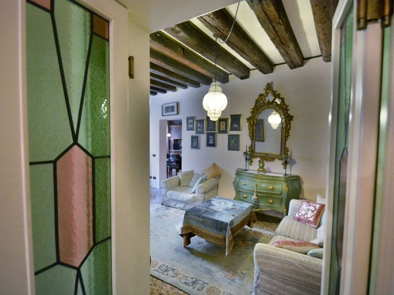 Ve Ni Ce Cera Casa Del Sol, holiday rental in Cannaregio