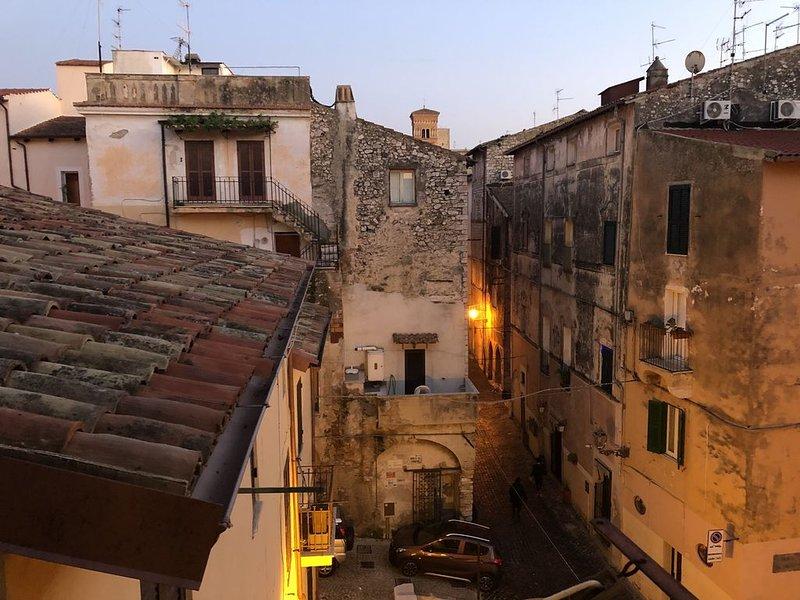 Appartamento Porta Maggio, vacation rental in Frasso