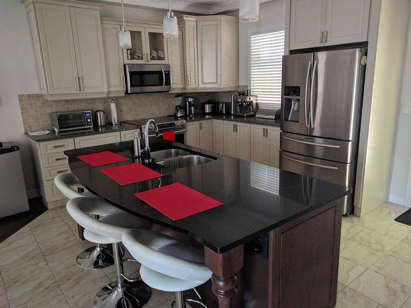 Premium luxury rooms, vakantiewoning in Kingston
