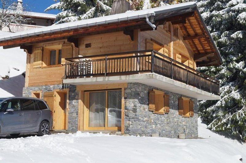 Ferienhaus Flumet für 2 - 7 Personen mit 4 Schlafzimmern - Ferienhaus, aluguéis de temporada em Saint-Nicolas-la-Chapelle