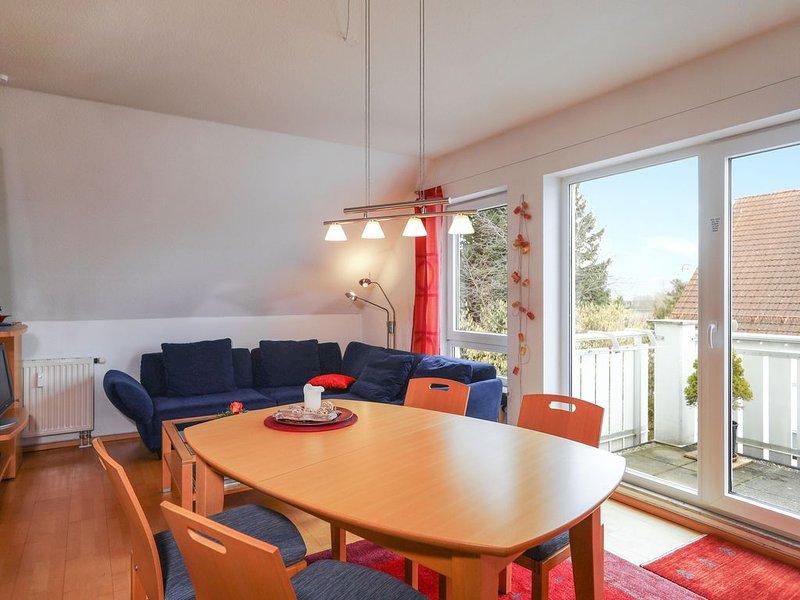 Gemütliche Ferienwohnung Argenpark mit See- und Bergblick, Balkon und WLAN; Tief, holiday rental in Wasserburg