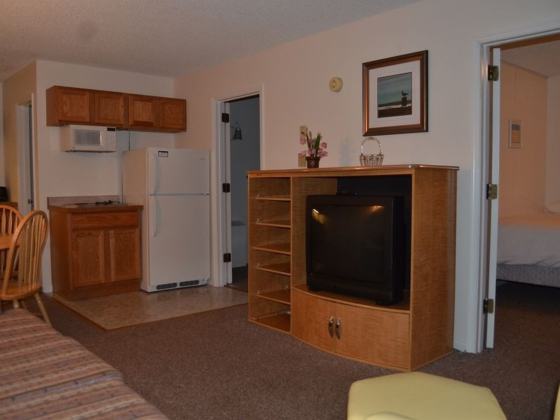 2 Bedroom Suite on Lake George, holiday rental in Lake George