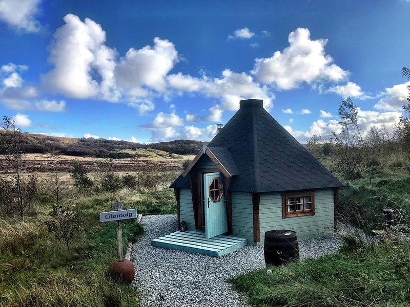 Skye Eco Bells  Glamping - Recharge yourself off-grid, Ferienwohnung in Dunvegan