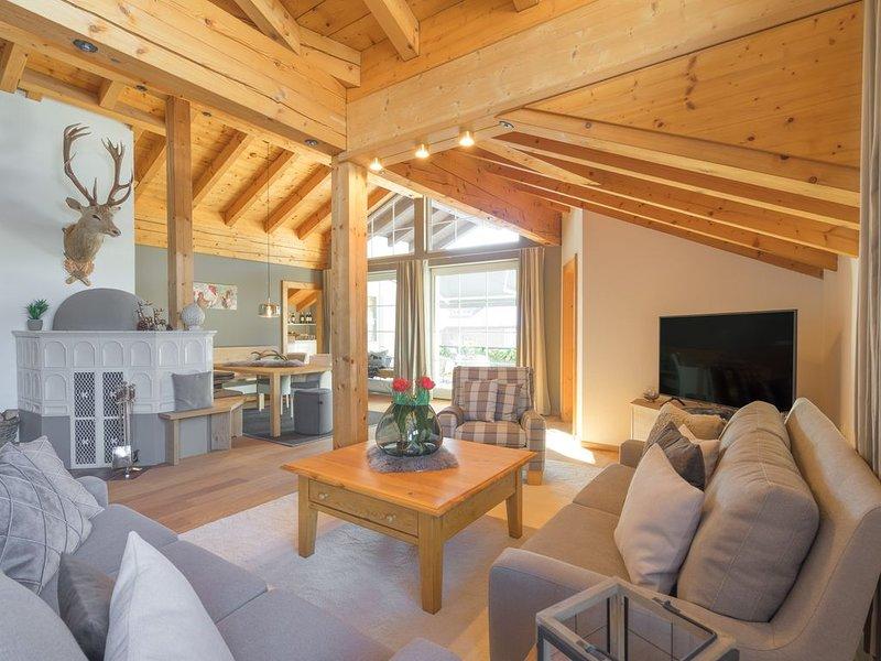 Top Apartment mit Blick in die Berge, holiday rental in Ofterschwang