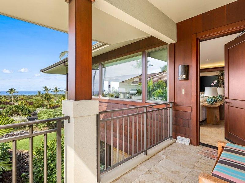 Four Seasons Luxury Ocean View Hainoa Villa 2905B, aluguéis de temporada em Holualoa