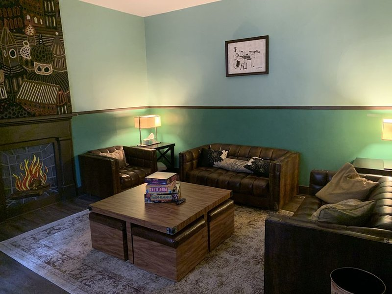 Historical Louisiana Style Home, holiday rental in Yellow Springs