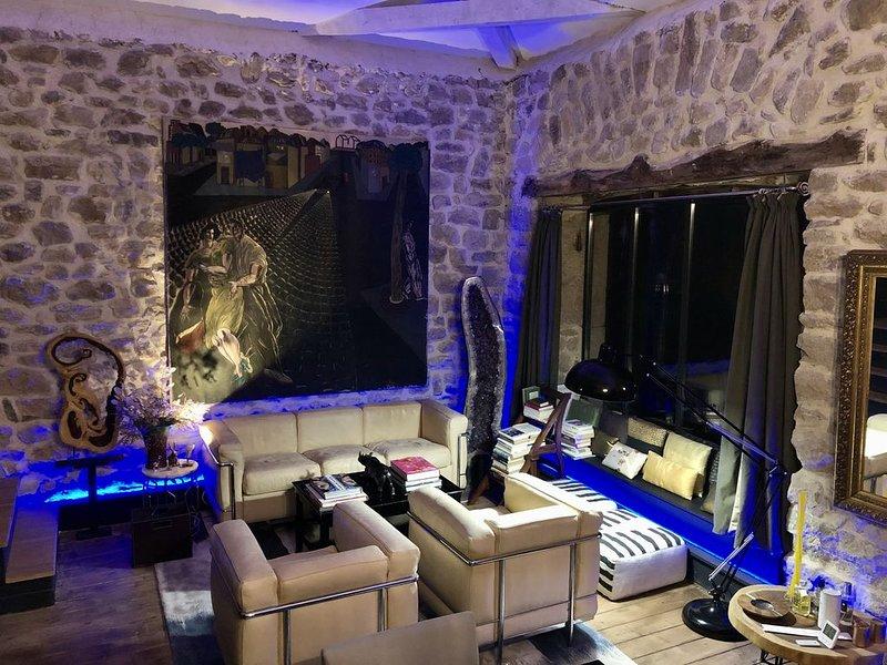Domaine de la Renardiére, holiday rental in Annonay