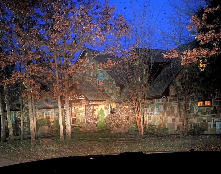 The Big Pasture Lodge  -  the ultimate Thanksgiving Retreat!, location de vacances à Winnsboro