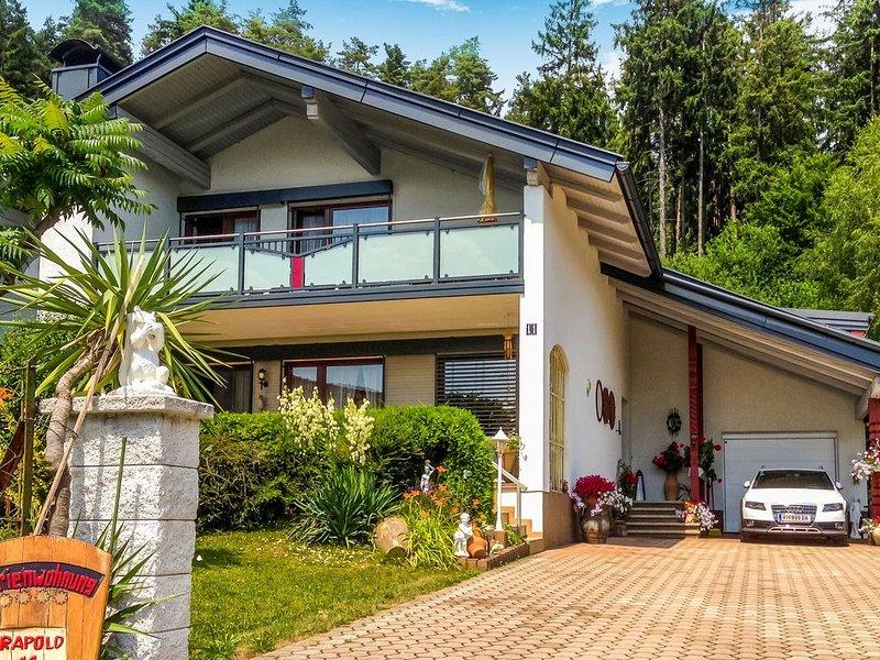 Alluring Apartment in Eberndorf with Sauna, holiday rental in Neuhaus