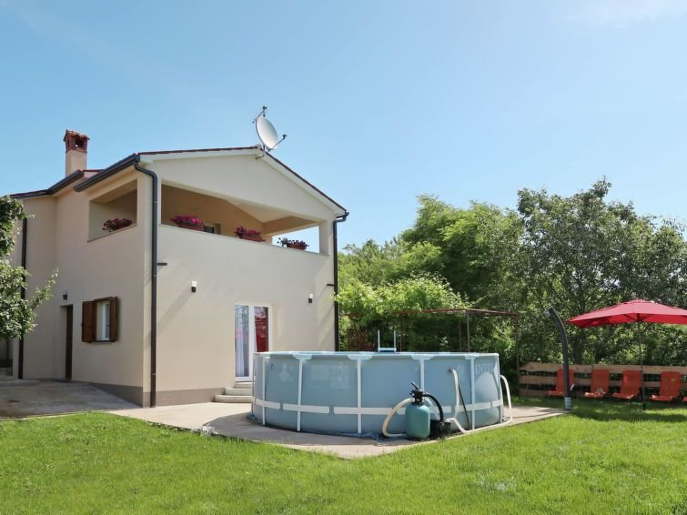 Ferienhaus Lucija (LBN393) in Labin - 6 Personen, 3 Schlafzimmer, vacation rental in Sumber