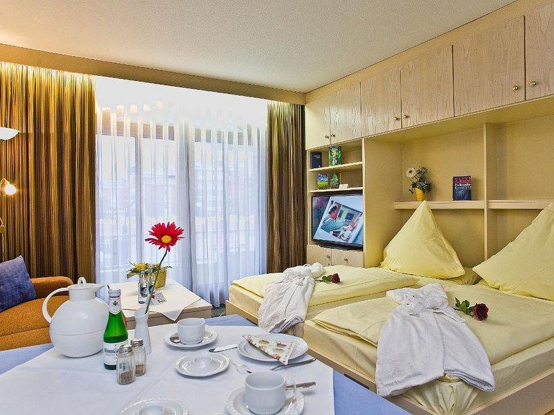 Einzimmerapartment (30 qm) mit Balkon, holiday rental in Bad Fussing