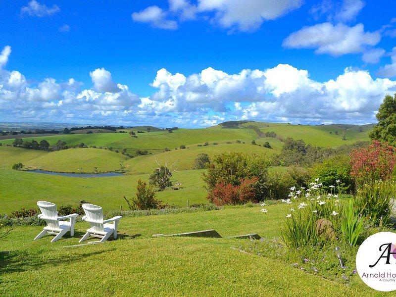 Arnold House - Beautiful Country Retreat - The Clementine Suite., location de vacances à Yanakie