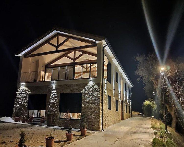 CASA SARTZALETA - Vivienda turística rural, aluguéis de temporada em Lerate