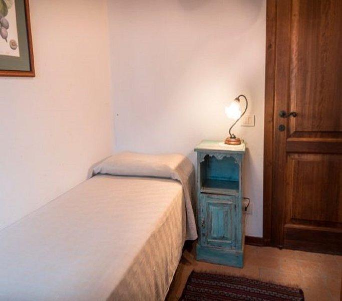 Appartamento Lev Tolstoy Borgo Bianchini, alquiler vacacional en Quadro