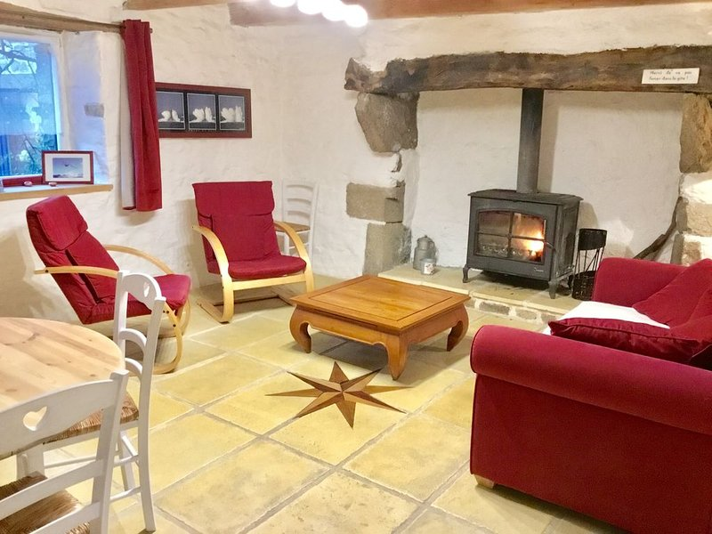 Gîte  'Ile de Sein', holiday rental in Poullan-sur-Mer