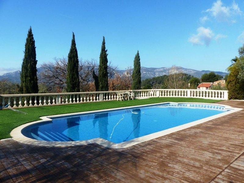 Mas du Grenadier Pour 2 Personnes, holiday rental in Roquevaire