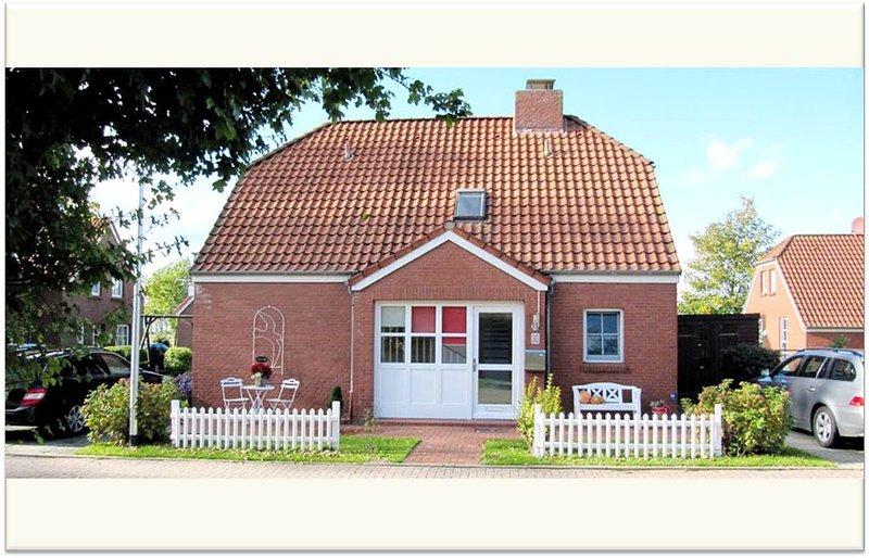 Ditzum- Schwalbennest-  EG, location de vacances à Emden