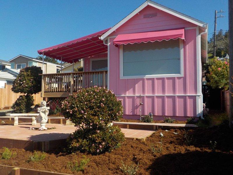 Perfect Pink Paradise, alquiler de vacaciones en Cayucos