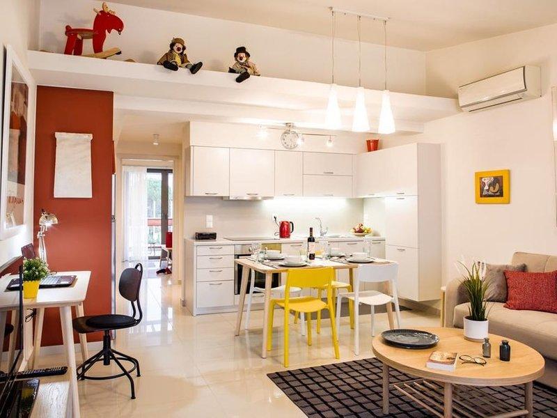 Anemi  Apartments  I, aluguéis de temporada em Mycenae