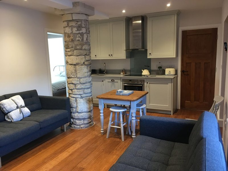 Newly renovated Steam Corn Mill, vacation rental in Timsbury
