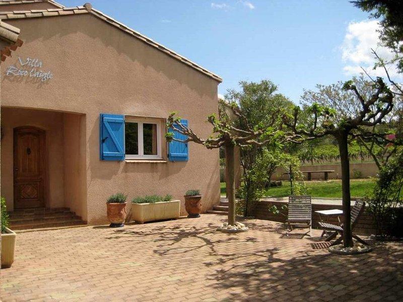 Villa Roco l'Aigle ., holiday rental in Escales