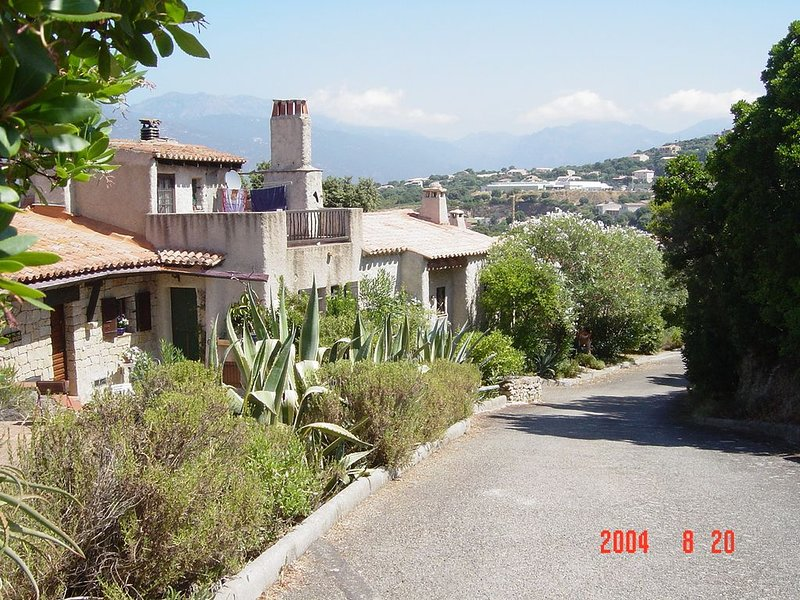 Hameaux de Propriano, Villa confort 4 étoiles, holiday rental in Tizzano