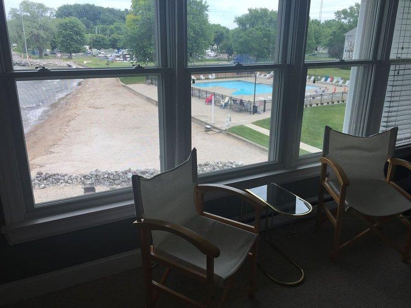 **NEW LISTING** 222-F Waterfront: 1 BR sleeps 6, alquiler de vacaciones en Port Clinton