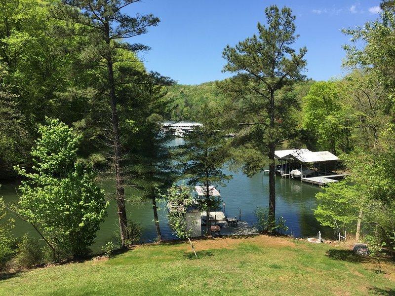 Lake house w/boat dock, holiday rental in Friendsville