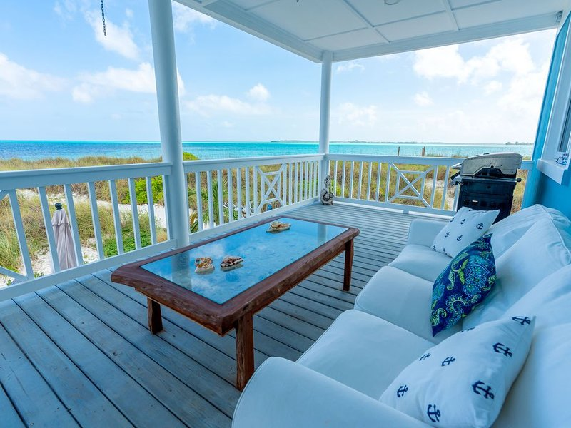''This is it''  Brand New 5 Bedroom 4 Bath located on the Beach., holiday rental in Saint Georges Island