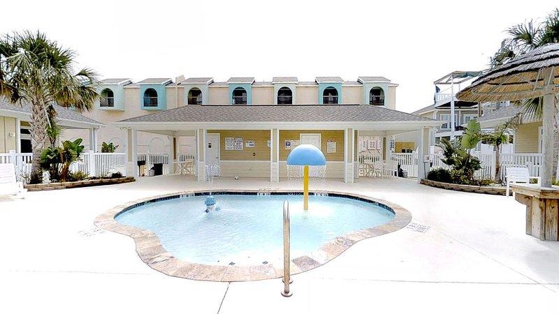 Tillgång till Secondary Splash Pool för barn