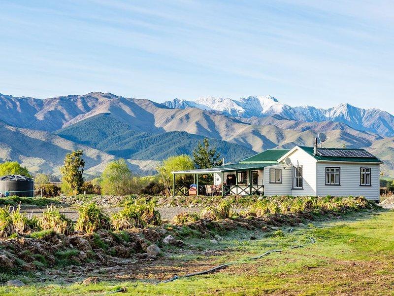 Off the grid and beaten track, alquiler vacacional en Nelson-Tasman Region