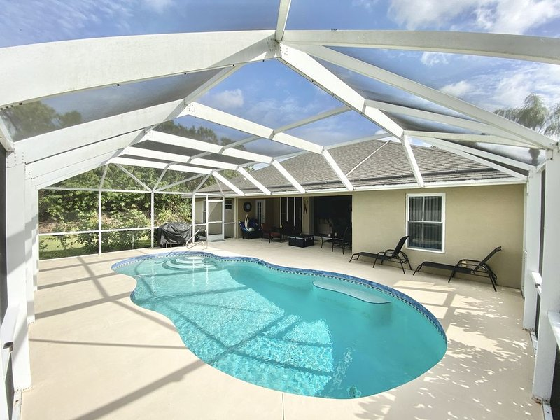 WARM MINERAL SPRINGS NORTH PORT NEAR VENICE FL, vacation rental in North Port