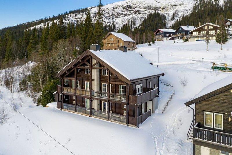 Åre, Tegefjäll - Ski in/Ski out - Toppskick - 60m2 – semesterbostad i Jämtland and Härjedalen