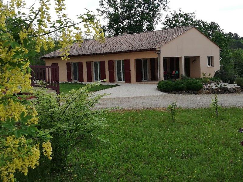 Chambre d'hôtes Le Chêne, casa vacanza a Cendrieux