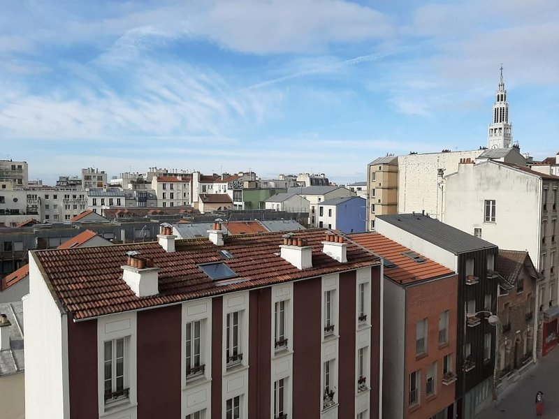 Nation - Grand appartement Cosy et Lumineux, holiday rental in Charenton-le-Pont