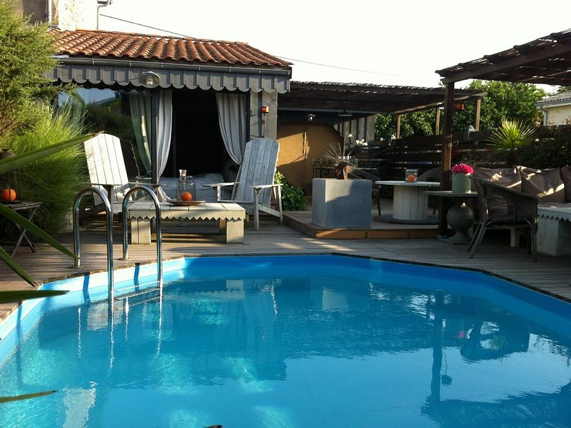 PIERRE , CHARME ET NATURE, holiday rental in Bouliac