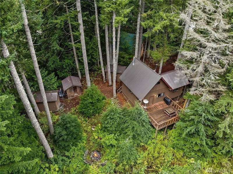 Iron Goat Getaway- The Closest Cabin to Stevens!, alquiler vacacional en Baring