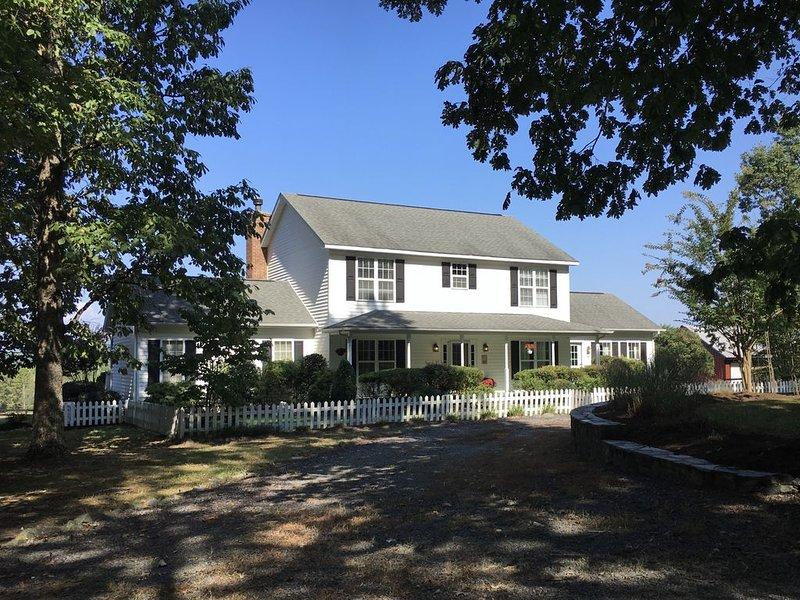 Blue Ridge Mountain House Getaway!, location de vacances à Graves Mill