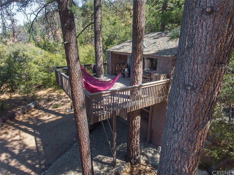 Romance in the Pines, vacation rental in Frazier Park
